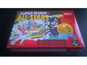 Super Mario All-Stars till Super Nintendo