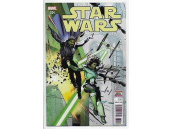 Star Wars Volume 2 # 34 NM Ny Import