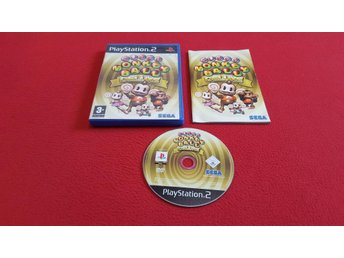 SUPER MONKEY BALL DELUXE till Sony Playstation 2 PS2