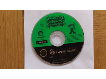 Nintendo GameCube: Harvest Moon: It's A Wonderful Life (endast skiva)