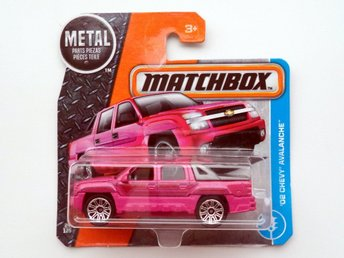 Matchbox - 2002 Chevrolet Avalanche Pickup