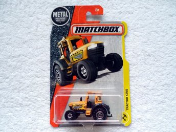 Matchbox - Tractor King