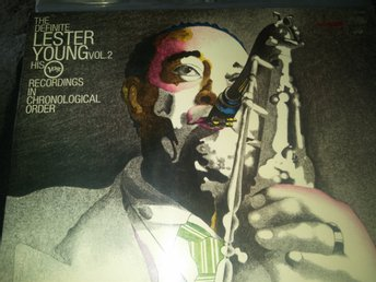 Lester Young-The definitive Lester Young vol2, DE-press, NM/NM