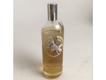 The Body Shop, Skönhetsprodukter, Body Mist Vanilla