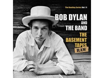 Dylan Bob: Basement tapes raw / Bootlegs vol 11 (2 CD)