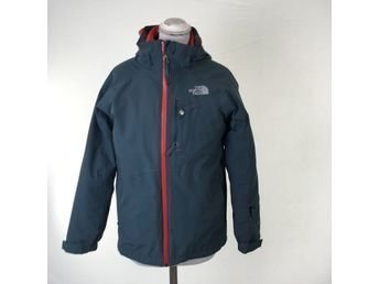 The North Face Jacka L/G (XS) Grön/Orange