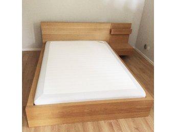 Efterstræbte IKEA Säng Sultan Singås 140cm + Bäddmadrass Sul.. (349561702) ᐈ XB-17