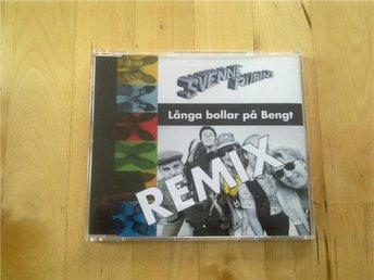SVENNE RUBINS - Långa bollar på Bengt CD-Maxi Remix Rare - Kullavik - SVENNE RUBINS - Långa bollar på Bengt CD-Maxi Remix Rare - Kullavik