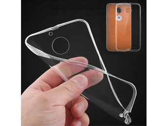 Soft TPU Case Ultra Thin Transparent Clear Cover Skin Motorola Moto X 2nd gen