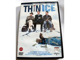 Thin Ice  dvd film