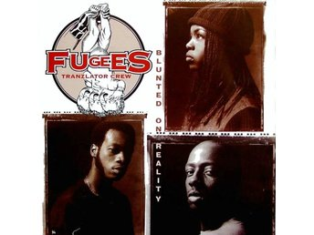 Fugees - Blunted On Reality - 1994 - CD