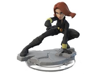 Spel Figurer Wii PS4 PS3 PC Xbox 360 Disney Infinity 2.0 - Black Widow