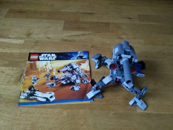 LEGO Star Wars set: Battle for Geonosis modell 7869