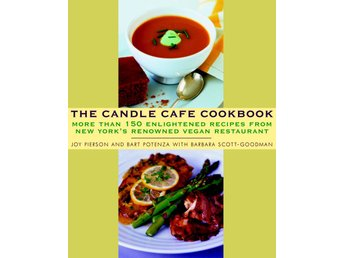 The Candle Cafe Cookbook 9780609809815