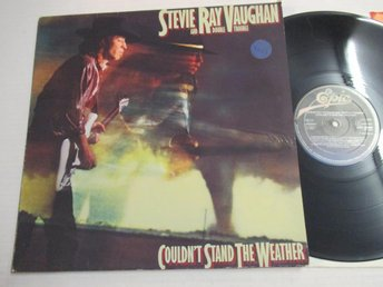 "Stevie Ray Vaughan and Double Trouble ""Couldn't Stand The We"