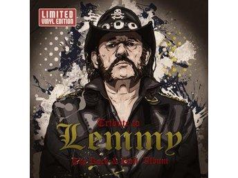 Tribute To Lemmy / Bulls On Parade (Vinyl LP) - Nossebro - Tribute To Lemmy / Bulls On Parade (Vinyl LP) - Nossebro