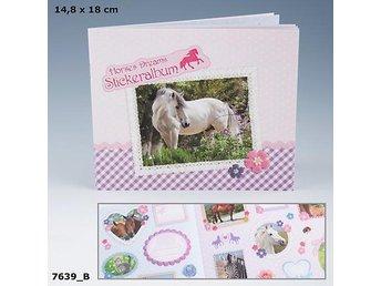 Horses Dream Häst Motiv - Stickers Album NYTT REA - Uddevalla - Horses Dream Häst Motiv - Stickers Album NYTT REA - Uddevalla