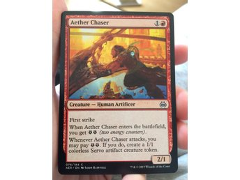 Magic the gathering aether chaser