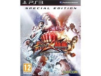 Street Fighter X Tekken - Special Edition - nytt - Kiruna - Street Fighter X Tekken - Special Edition - nytt - Kiruna