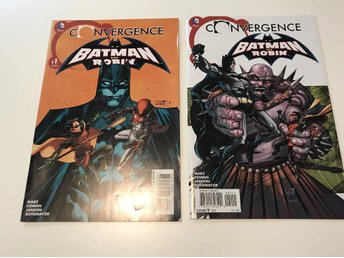 Convergence Baman and Robin (2015) Complete 1-2 Rea 49sek!!!