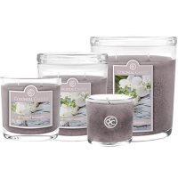 Colonial Candle Medium- Driftwood Blossom