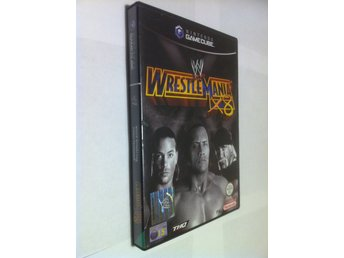 GC: Wrestlemania/Wrestle Mania X8