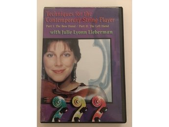 Techniques for the contemporary string player (DVD)