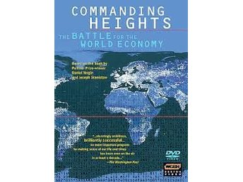 Commanding Heights - The Battle for the World Economy - DVD Box