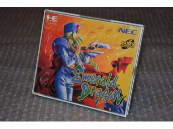 Emerald Dragon - Special Pack Nec PCengine super CDrom - Japan - jap - jp