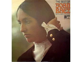 The best of Joan Baez