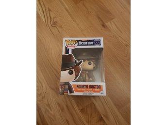 Funko POP! Doctor Who - Fourth Doctor (Nr 222). Ny