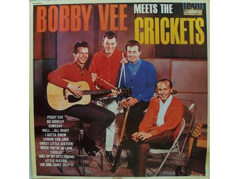 Bobby Vee meets the Crickets