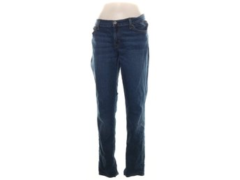 Levis, Jeans, Strl: 32/33, 524, Too Superlow, Blå