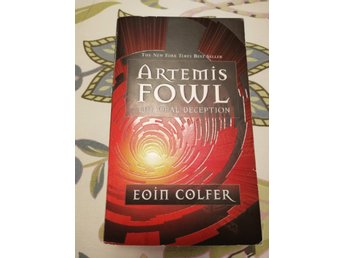 Artemis Fowl the Opal Deception [4] - Engelska - Science Fiction & Fantasy
