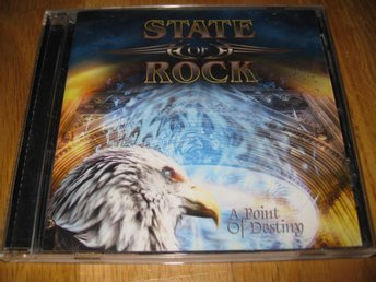 STATE OF ROCK - A point of destiny CD 2010 / Tony Mills