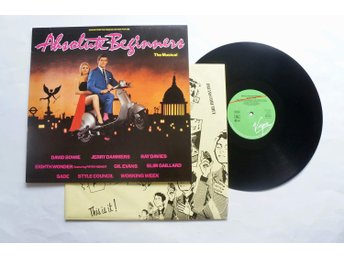** Various ‎– Absolute Beginners - The Original Motion Picture Soundtrack **
