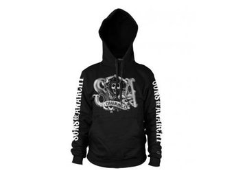 Sons Of Anarchy Huvtröja Charming Reaper XXL