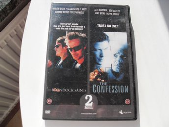 The Boondock Saints / The Confession - Södertälje - The Boondock Saints / The Confession - Södertälje