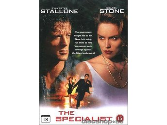 Specialisten / Specialist (1994) Sylvester Stallone, Sharon Stone, Eric Roberts
