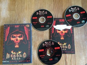 DIABLO 2 II  PC spel MAC SPEL