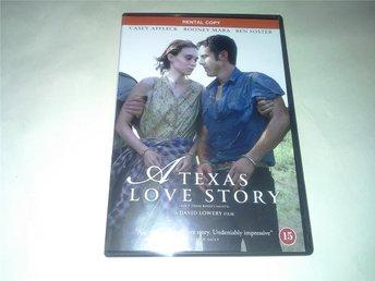 A Texas love story (Rooney Mara, Casey Affleck) - Ydre - A Texas love story (Rooney Mara, Casey Affleck) - Ydre