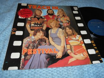 Teach In - Festival (LP) VG+/VG+