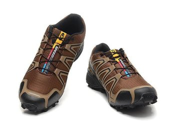 Salomon, stl 42 brown for man NYA