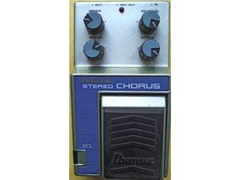 "Ibanez Digital Stereo Chorus Made in Japan 1985 ""Köp nu"" Fri frakt. - Eksjö, Sverige - Ibanez Digital Stereo Chorus Made in Japan 1985 ""Köp nu"" Fri frakt. - Eksjö, Sverige"