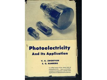 Photoelectricity and its application (På engelska) 1949