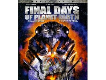 Final Days of Planet Earth / NY INPLASTAD - Daryl Hannah - BRD - UTGÅTT