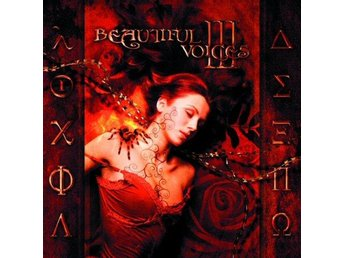 Beautiful Voies III cd/dvd Doro. Epica, Nightwish, Therion