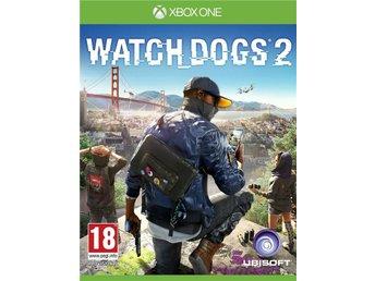 Watch Dogs 2 Xbox One - Borås - Watch Dogs 2 Xbox One - Borås