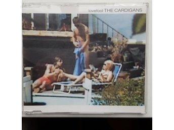 THE CARDIGANS – LOVEFOOL CD-SINGEL 1996 Nyskick!