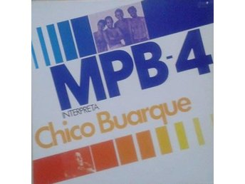 MPB-4 title* MPB-4 Interpreta Chico Buarque* Brazil LP